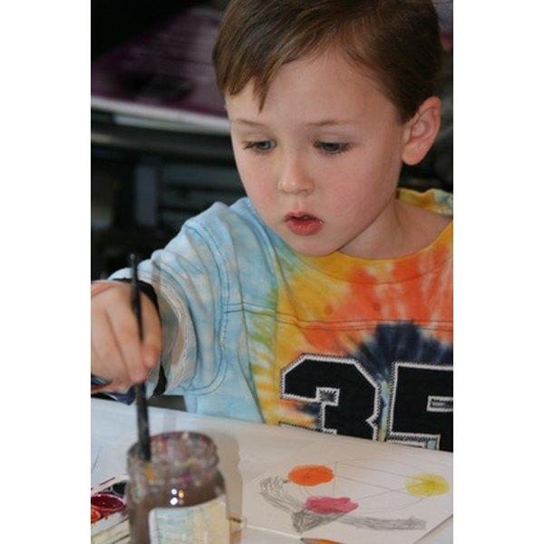 What Children Learn Through Art Activities Synonym
