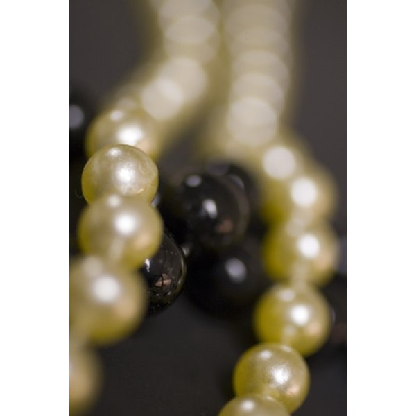 Pearls remain a luxury item in many areas of the world.