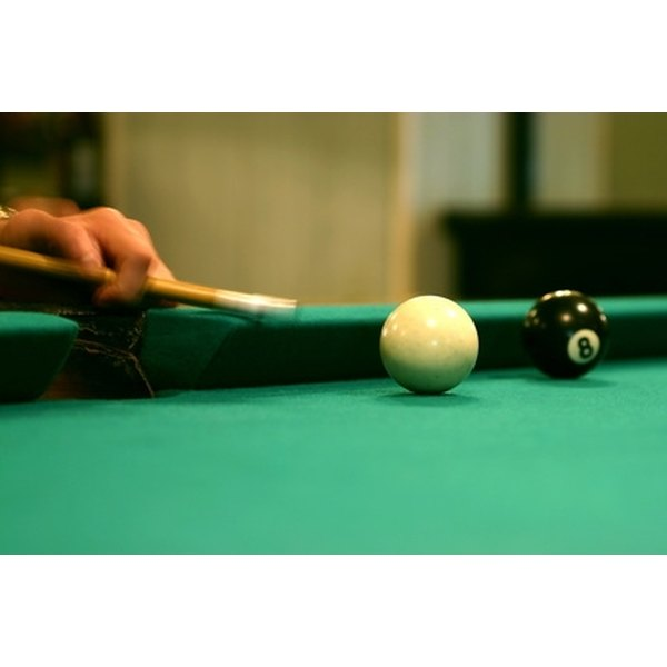 With your own pool table, you can practice whenever you want.