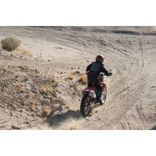 The CRF and XR series are popular off road bikes