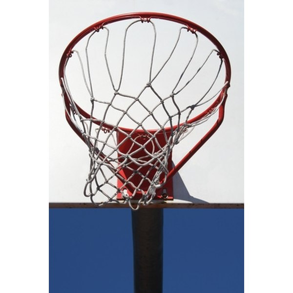 Portable Basketball Goals Provide Flexibility In Their Location, But Need  To Be Weighed Down For