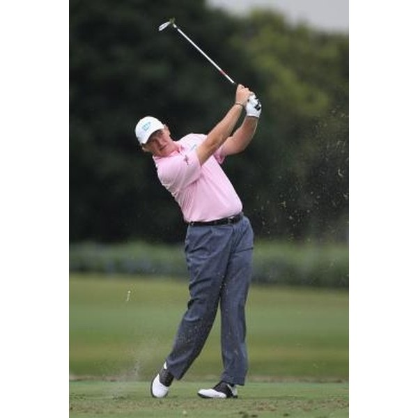 Ernie Els is one of Callaway Golf's staff professionals.