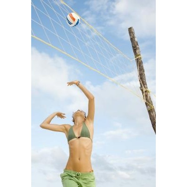 Increasing your vertical leap can help in sports like volleyball.