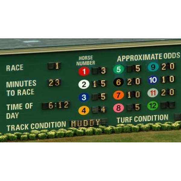 Dutching is a betting technique where you stake more than one winner in each race.