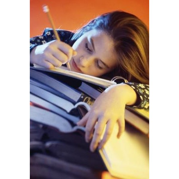 How To Avoid Falling Asleep While Studying Synonym