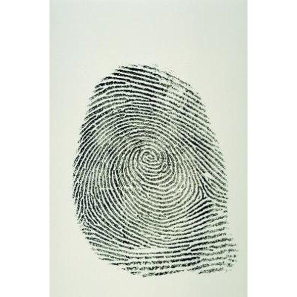How to Explain Fingerprints to Children