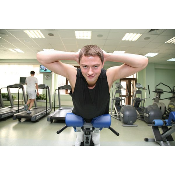 Circuit training can be difficult at the gym due to the quick pace.