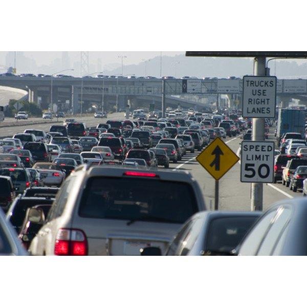Essay traffic jam
