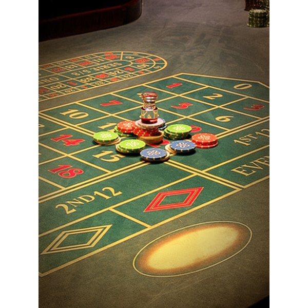 Send a touch of the casino home with your guests.