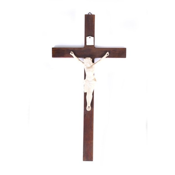 A cross is an inexpensive but thoughtful gift for a godparent.