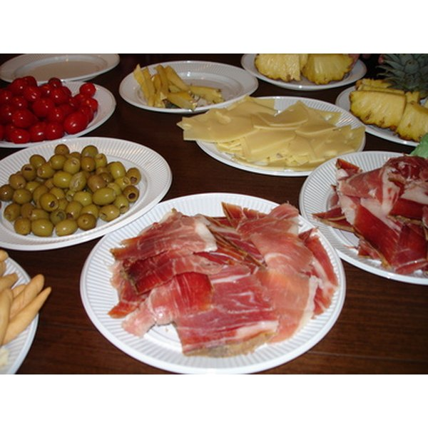 Spanish tapas offer choices that appeal to young palates.