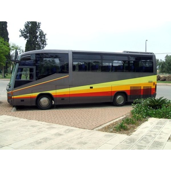 Party buses have become popular to rent for bachelorette parties and other occasions.
