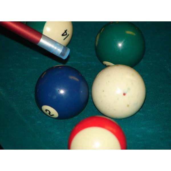 Scotch Doubles is a billiards game for teams.