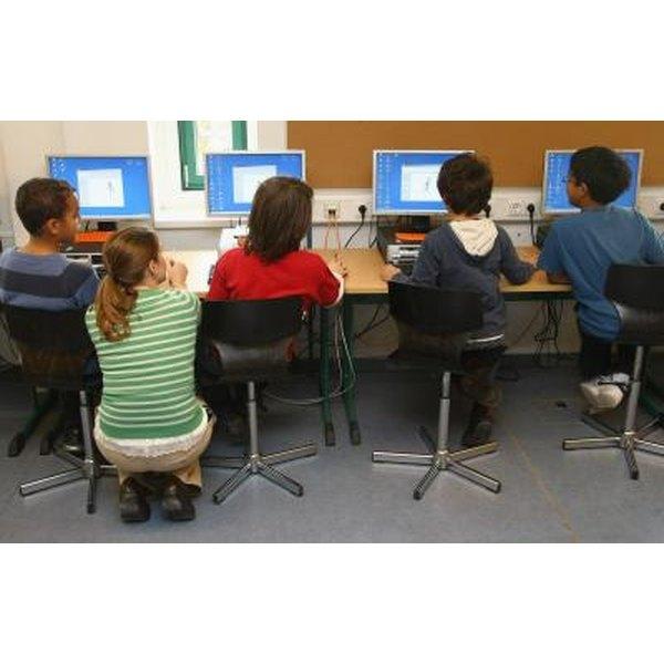 how to teach kids computer