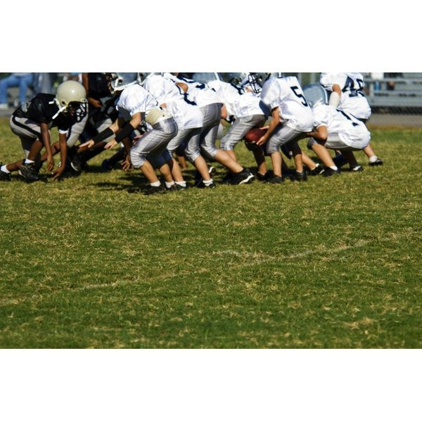 how to play left tackle in football healthfully