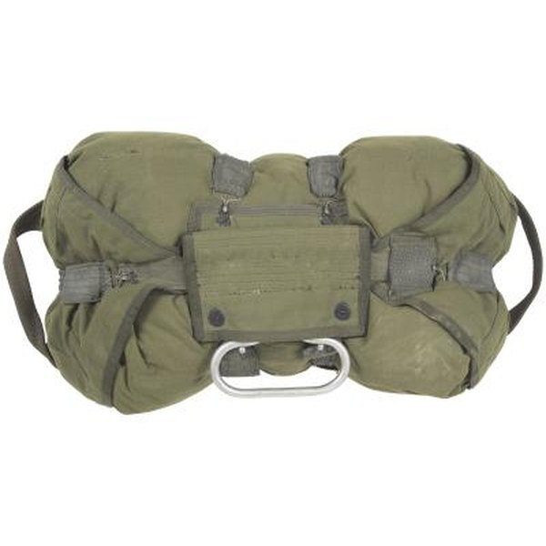 Sandbags made from smaller millitary bags with handles can be used for more diverse exercise movements.