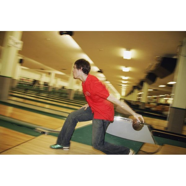 Treating a bowling alley like a party zone disturbs and endangers other bowlers.