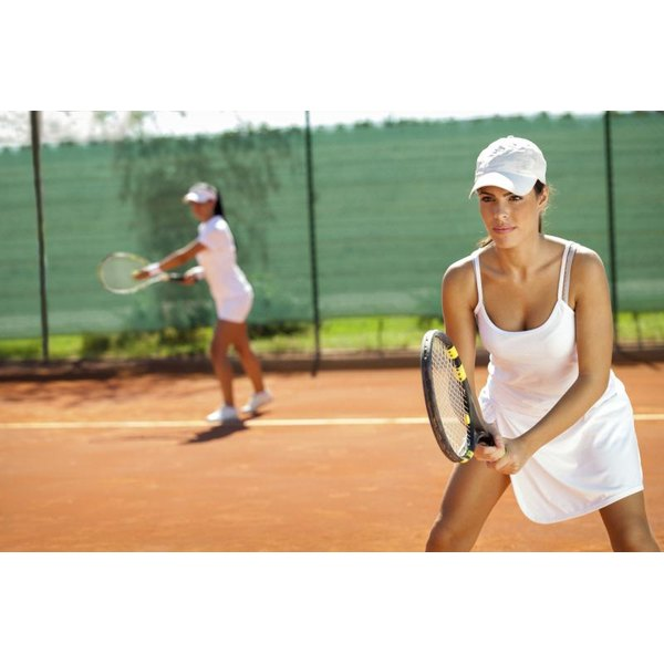Despite changes in tennis clothing, white remains the traditionally favored color.