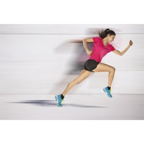 Fast and efficient running requires a properly aligned body.