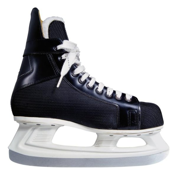 Baking your new ice hockey skates is the most effective way to mold it to your feet.