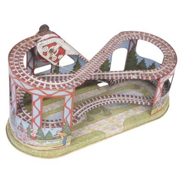 High School Physics Classroom Design ~ How to build a miniature scale of roller coaster out