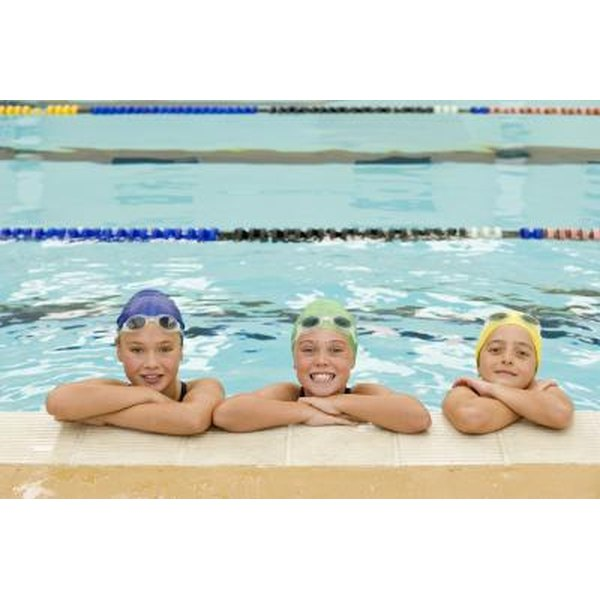 Swimming has both physical and mental advantages for students.