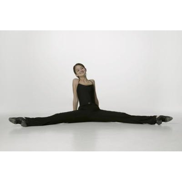 Being able to do the splits is the epitomy of flexible hips.
