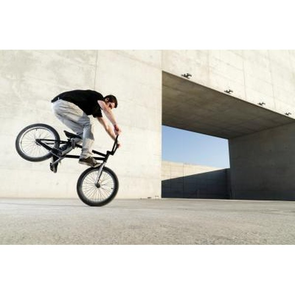 What Is Better Big Or Small Front Sprocket On A Bmx Bike