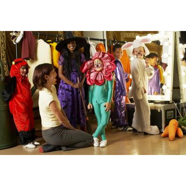 Children's Drama Skits Suitable for Schools