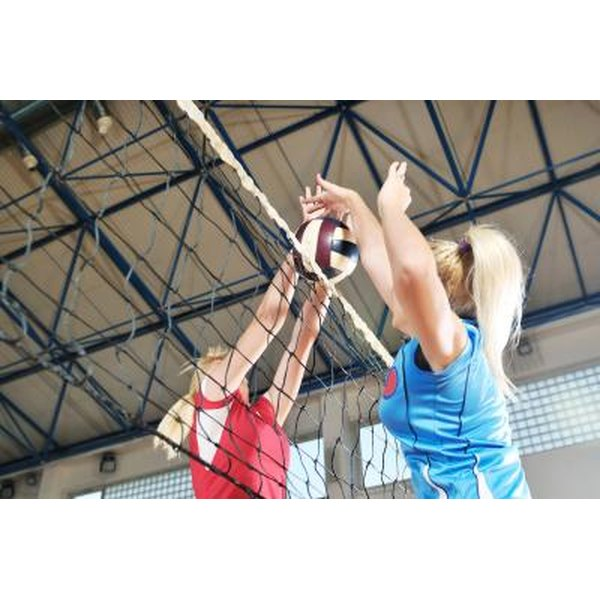FIVB establshes rules and regulations for volleyball.