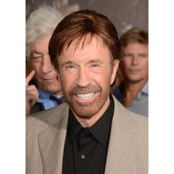 Chuck Norris, star of Total Gym infomercials, helped make this fitness equipment into a household name.
