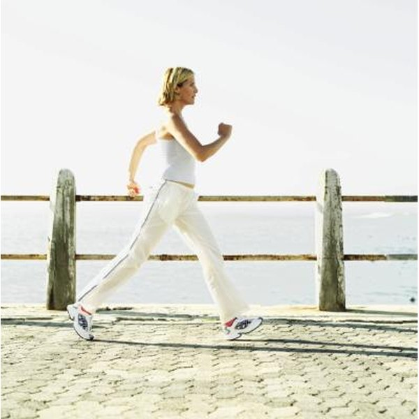 Walking 10 miles per day may lead to overexercise.