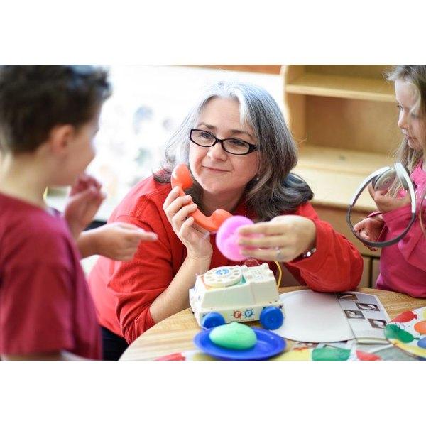 Kindergarten Social Skills: Sharing Activities | Synonym