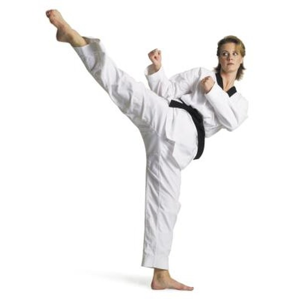 Karate Pilates extends your karate career with Pilates principles.
