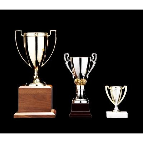 Playoff pool winners may receive custody of a trophy for the following year.