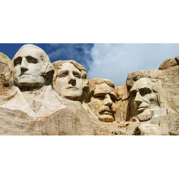 Kids' Projects on Mt. Rushmore | Synonym