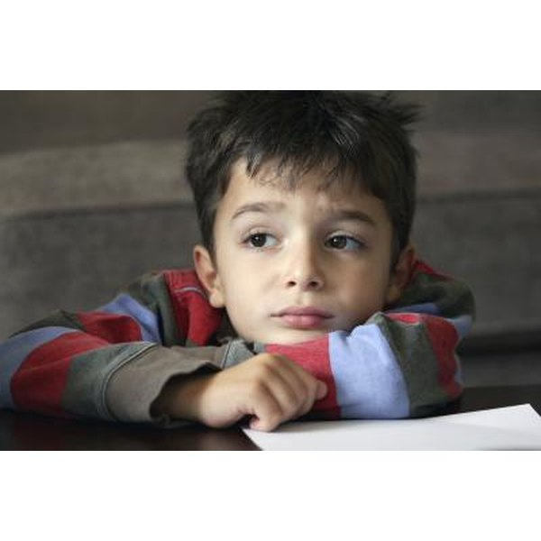 What Are the Causes of Daydreaming in Children at School ...