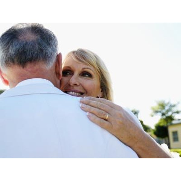 A vow renewal ceremony is a nice way to show your husband or wife how much you care for one another.