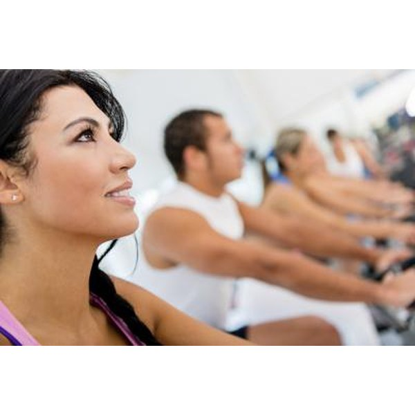 How to lose weight with a spinning class healthfully related articles ccuart Choice Image