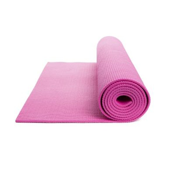 Yoga mats are supposed to be sticky, not slippery.