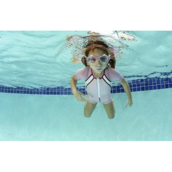Keep your underwater visibility clear with clean goggles.