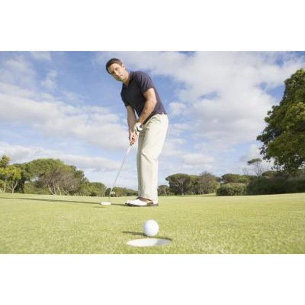 Golf handicaps measure a player's skill level.