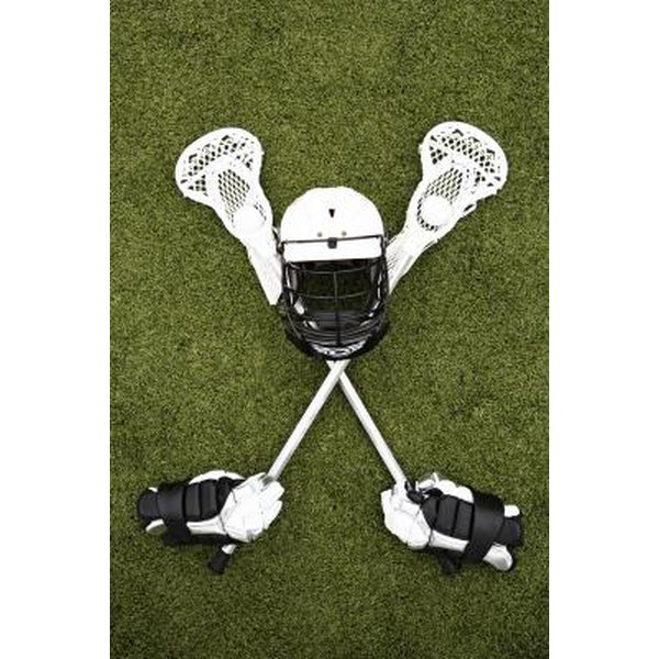 Keeping your lacrosse equipment clean prevents odor and bacteria growth.