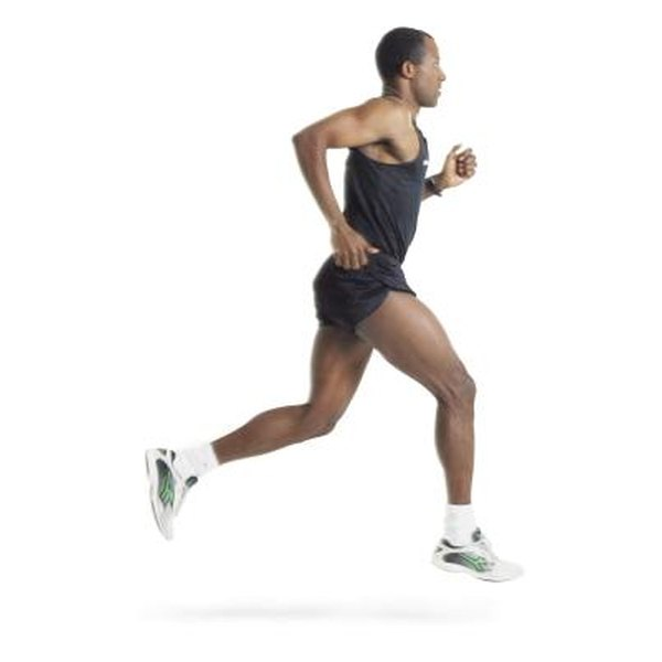 Running burns calories and can aid in your fat loss quest.
