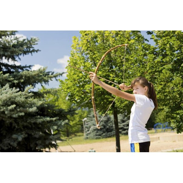 "Archery is enjoying renewed popularity as a sport thanks to its featured role in ""The Hunger Games."""