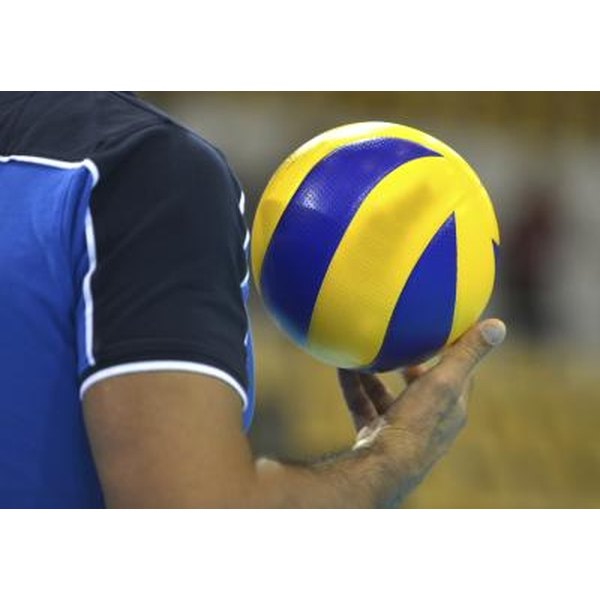 Volleyball scholarships are plentiful, especially for women.