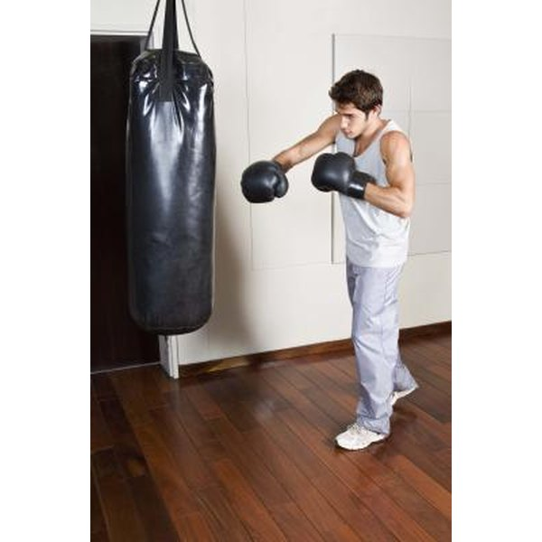Training in boxing requires lots of time refining the head-and-body combinations.