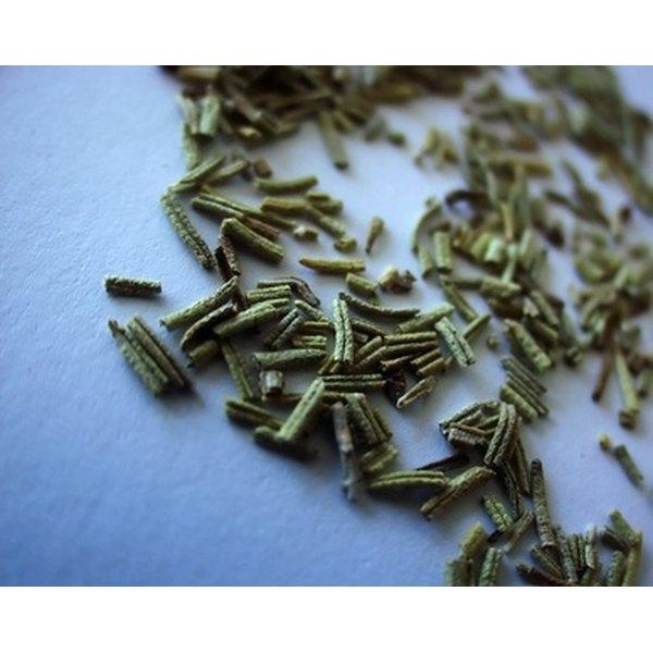 Herbs like rosemary can be an all-natural way to achieve hair growth.