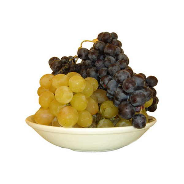 Grape seed oil provides a cooking advantage over flax seed oil.