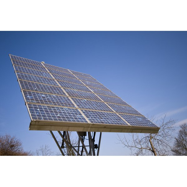 Solar technology prices have decreased dramatically in recent years.